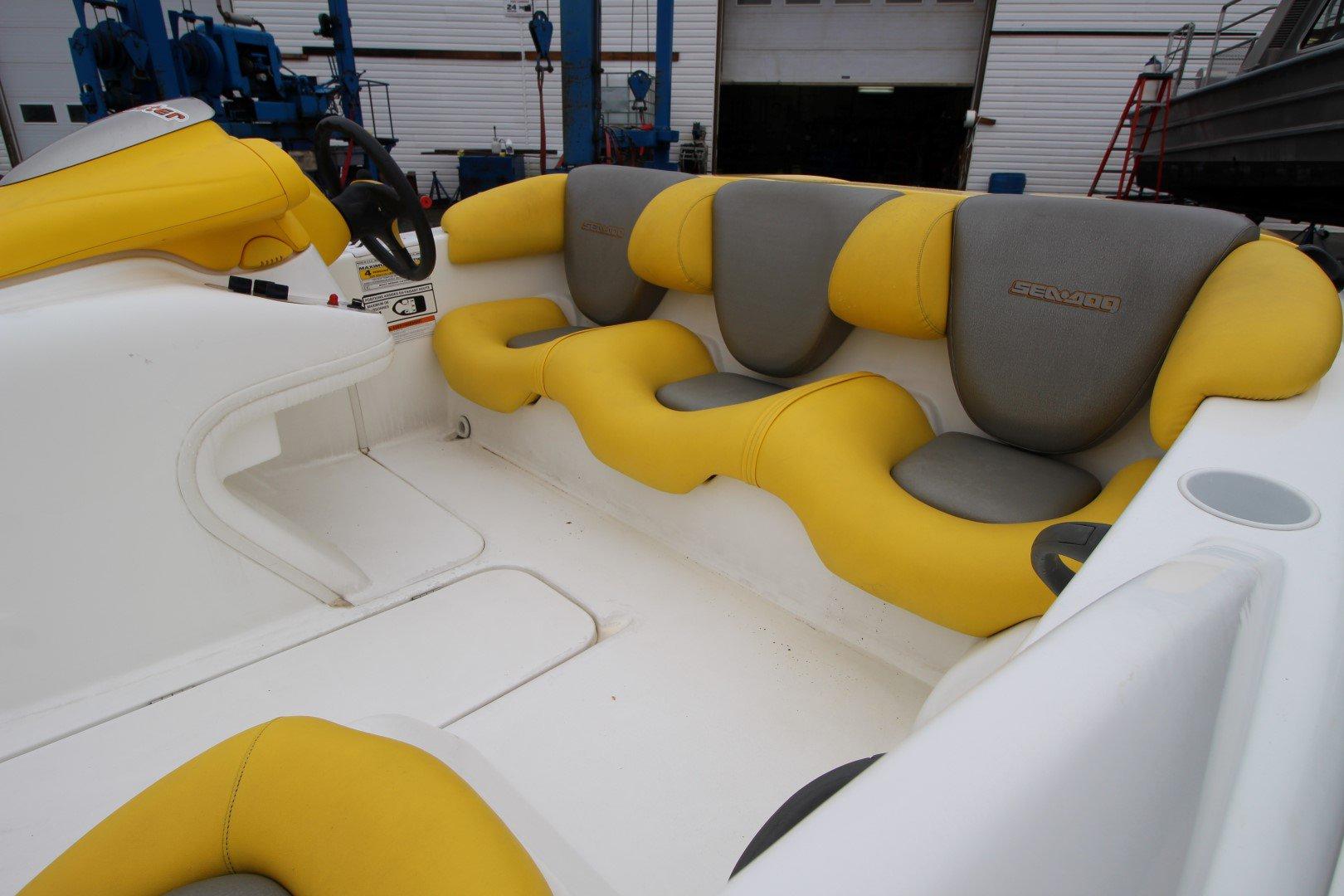 Bombardier Sea-Doo Sportster LE  - IMG_2659