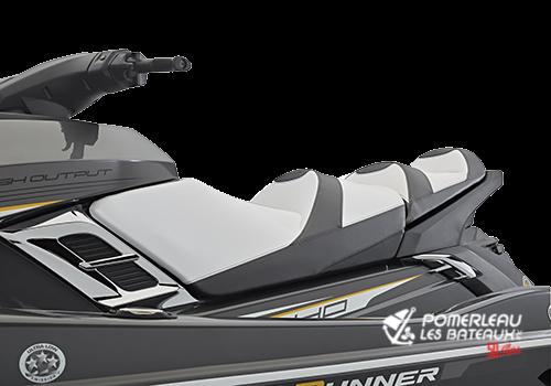 Yamaha FX Cruiser HO - 2018-FX-Cruiser-HO-Gray-Seat