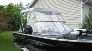 Crestliner 1650 Fishhawk - IMG_5497