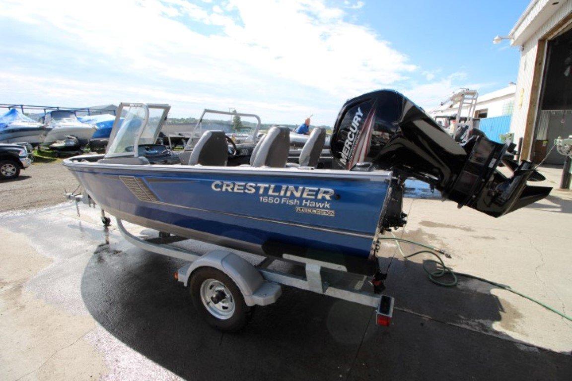 Crestliner Fish Hawk 1650 - IMG_4563