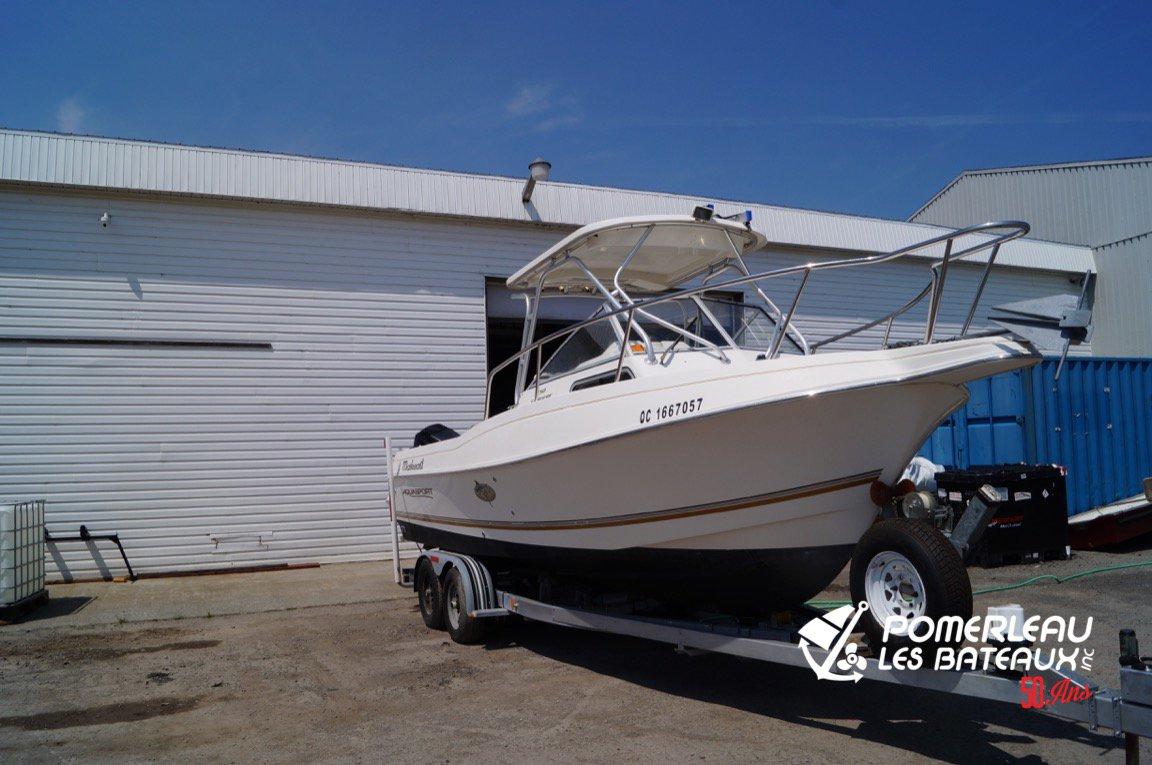 Aqua sport 250 Explorer - DSC06349