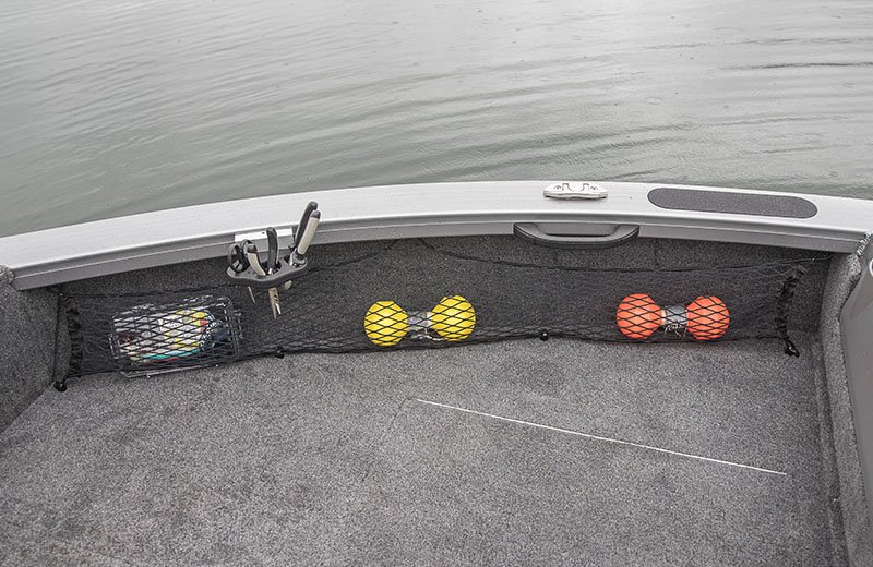 Crestliner Fishhawk 1750 Platinum - media_96071