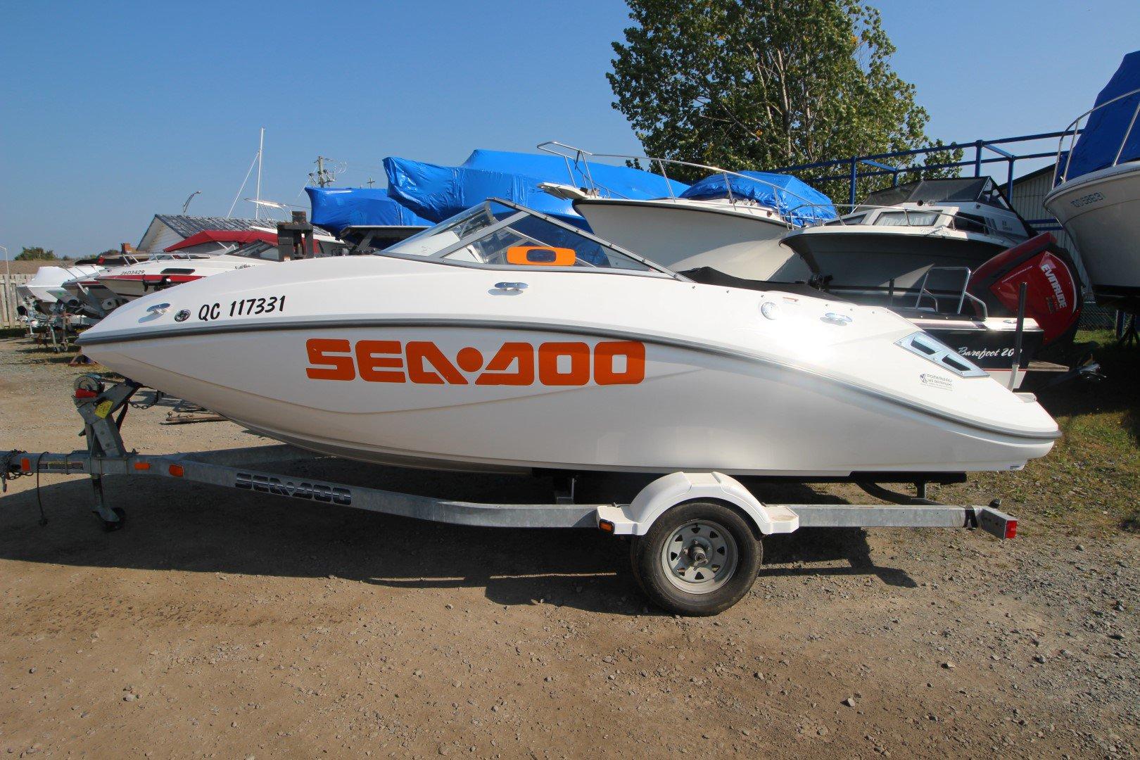 BRP Sea doo Challenger 180 - IMG_2249