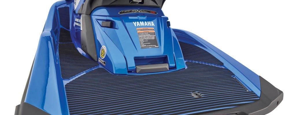 Yamaha FX SVHO - 2017_FX_SVHO-Blue-Hydro_Turf_01