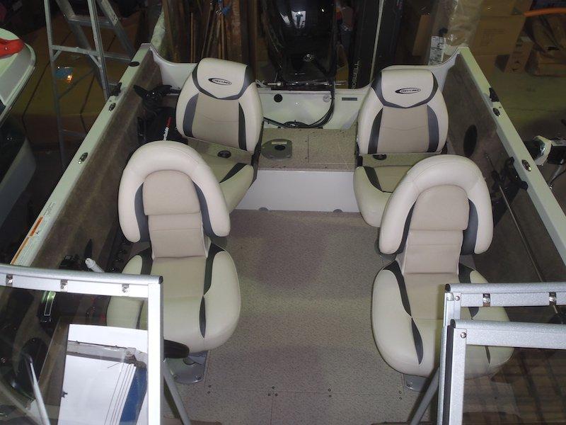 Crestliner 1650 Fish Hawk WT Hawk WT - P6230710