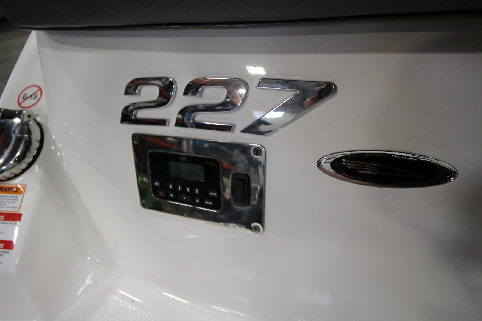 Chaparral 227 SSX - IMG_0120