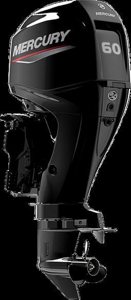 Mercury 60HP EFI - 60