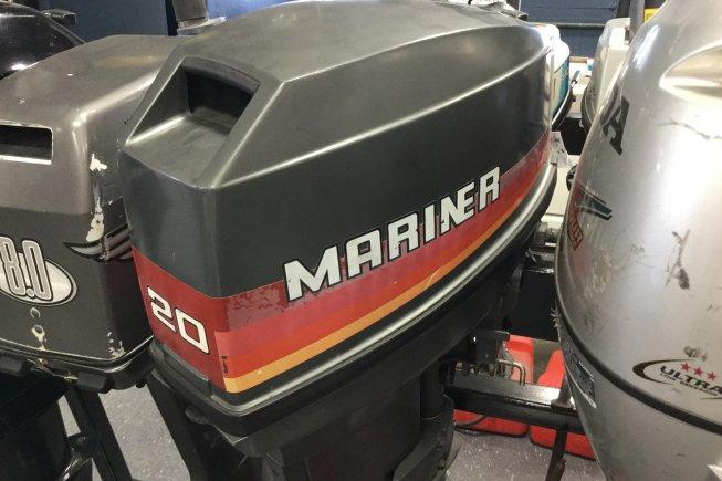 Mariner 20 HP