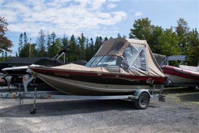 G3 Boats 172