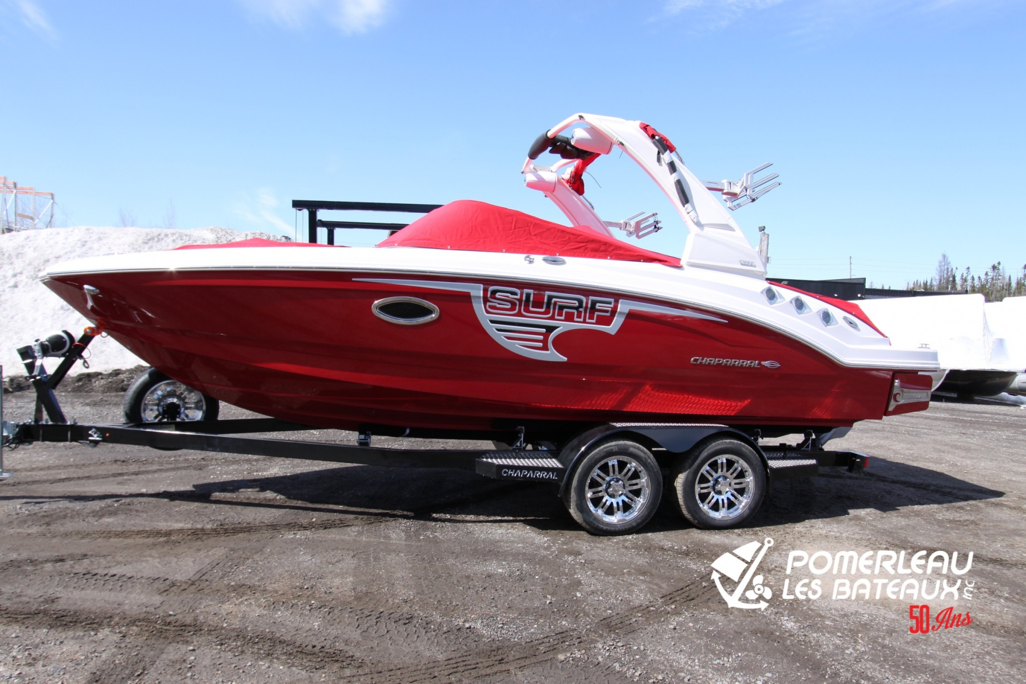 Chaparral 24 Surf - IMG_5042