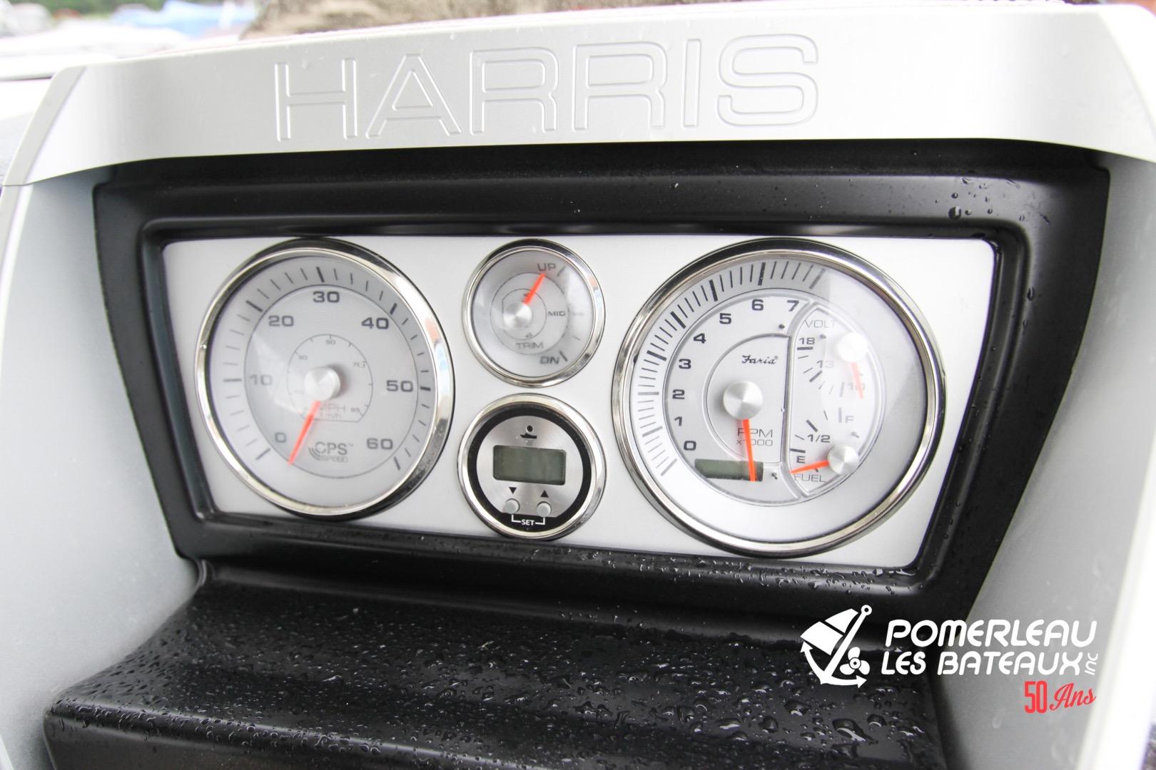Harris Crowne 250 DL - IMG_9883