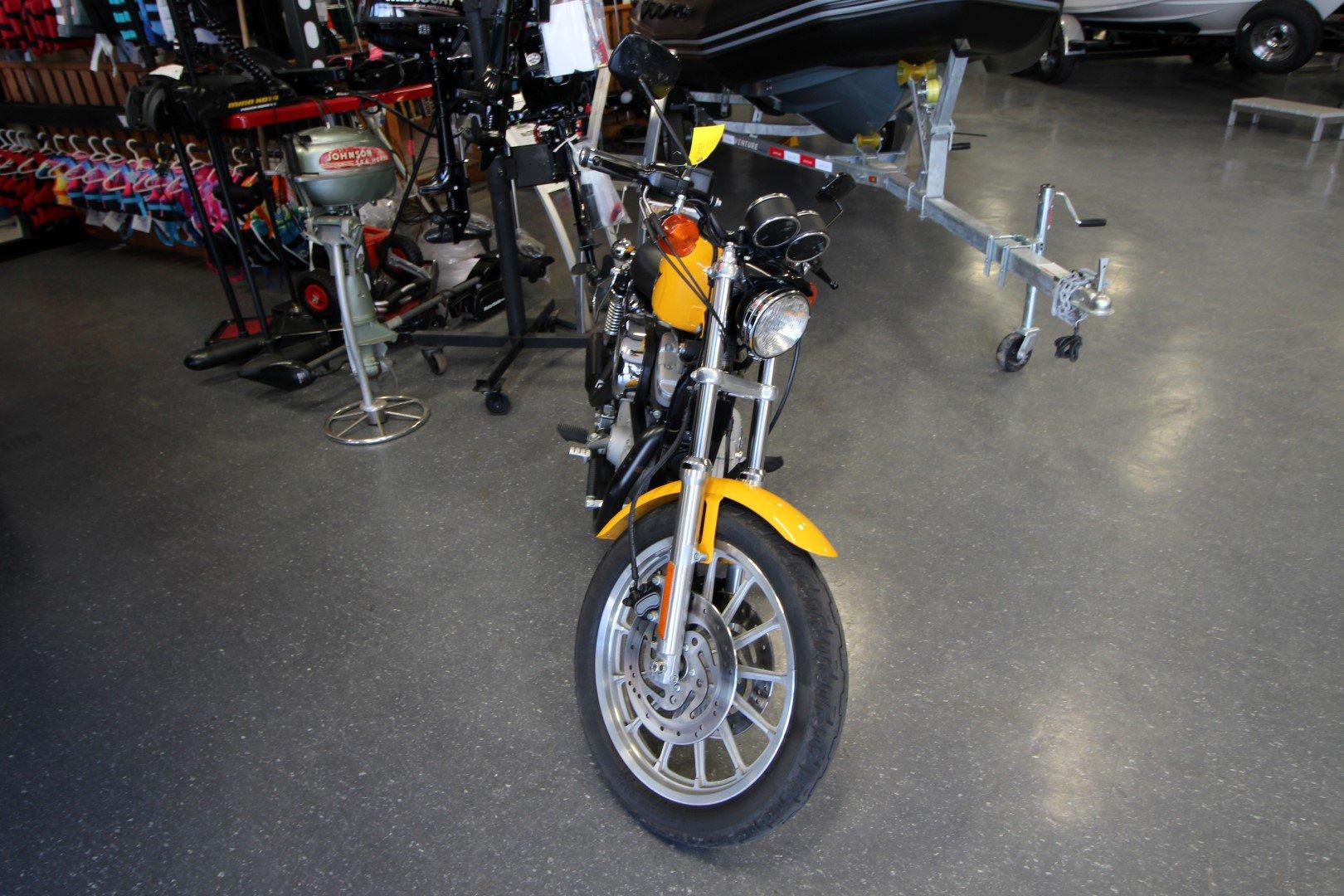 Harley-Davidson Sportster 1200 XL - IMG_1458