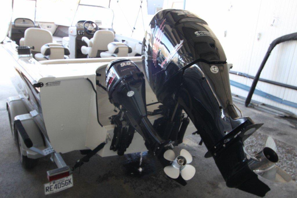 Crestliner Sportfish 2150 SST - IMG_0142