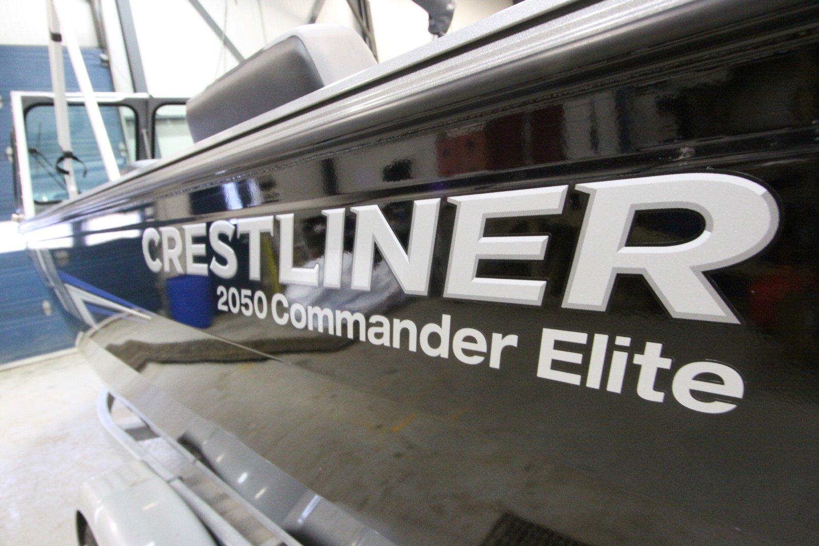 Crestliner Commander 2050 Elite - IMG_9529