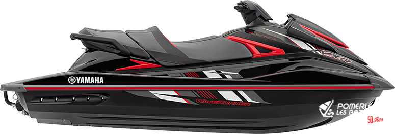 Yamaha VXR - 2018-VXR-Red_1