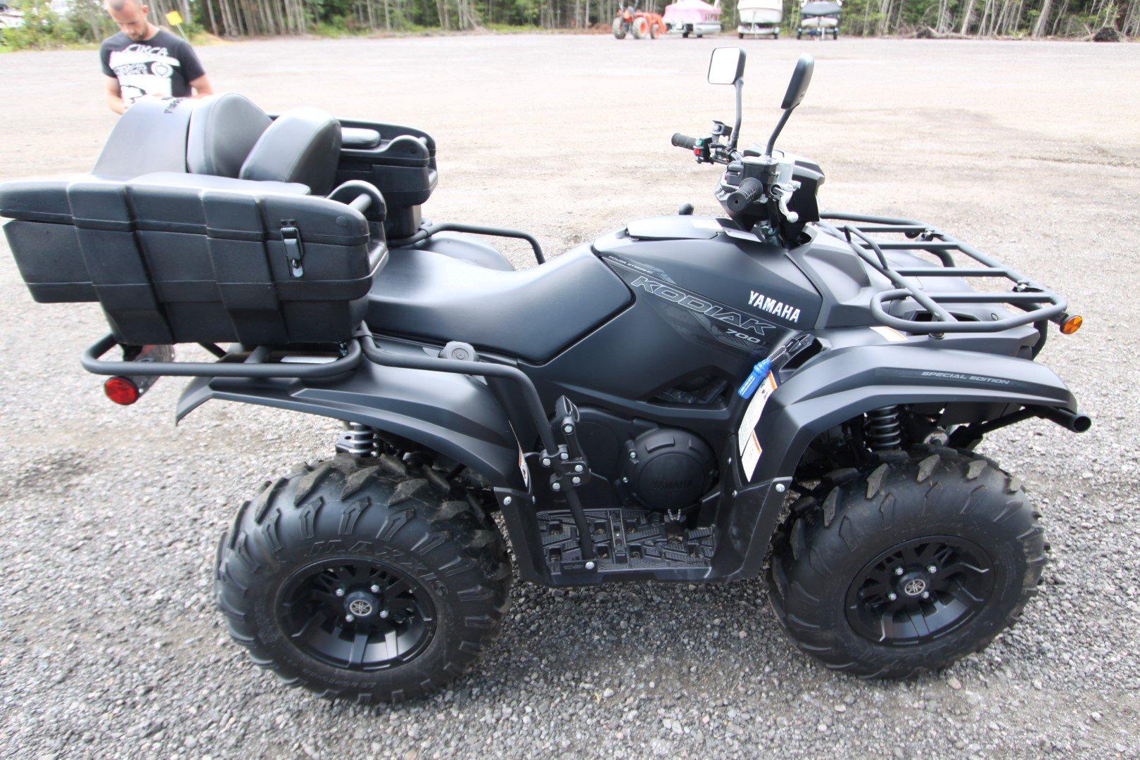 Yamaha Kodiak 700 - IMG_7313