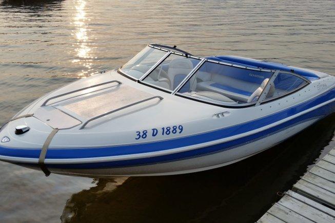 Glastron SSV 177