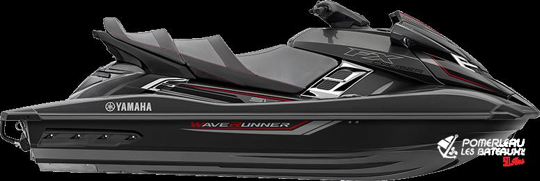 Yamaha FX Cruiser SVHO - 2018-FX-Cruiser-SVHO-Carbon_1