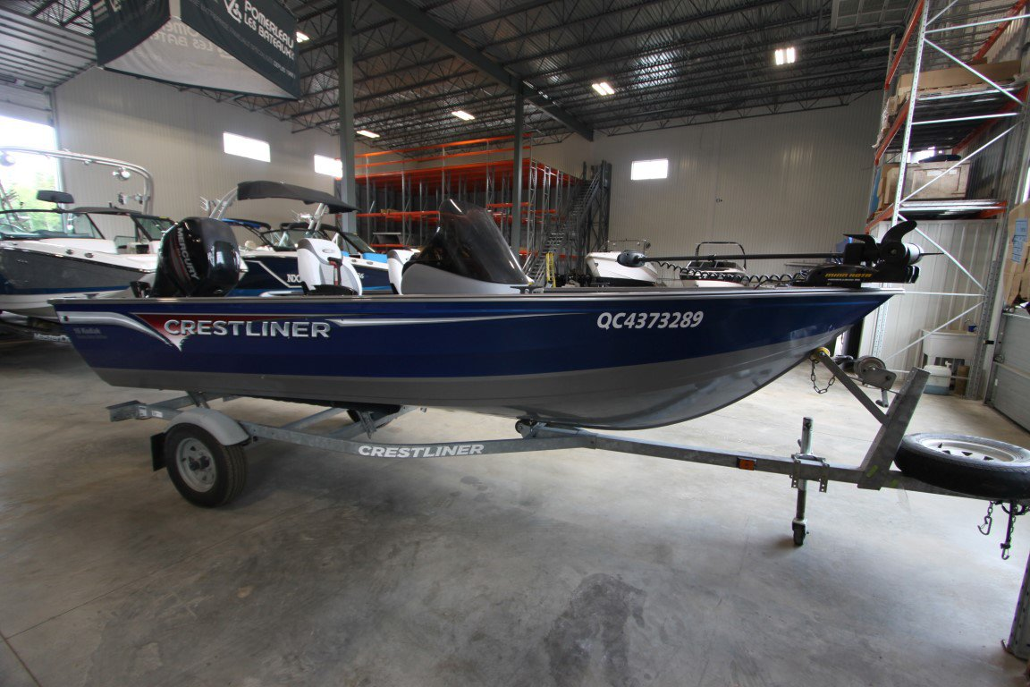 Crestliner Kodiak 16 - IMG_6328