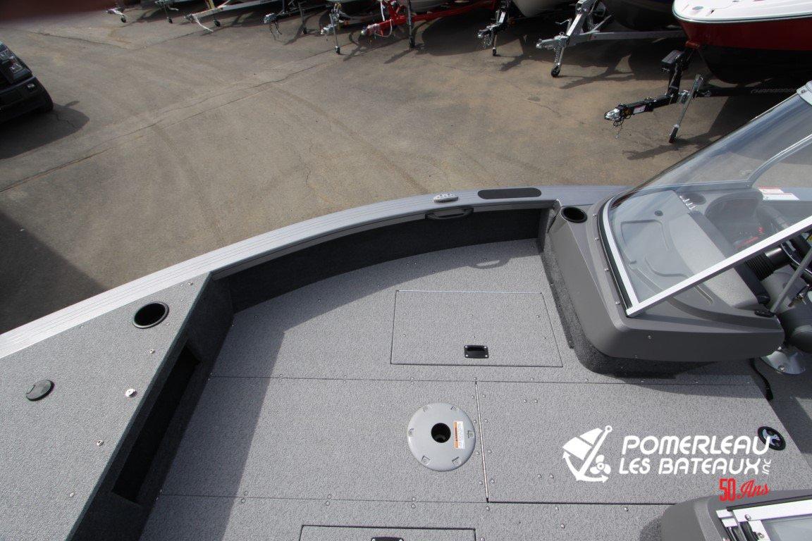 Crestliner Fish Hawk 1850 Platinum - IMG_2307